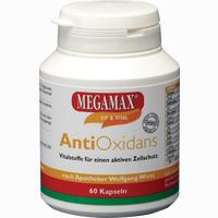 Anti Oxidans Megamax  Kapseln 60 Stück