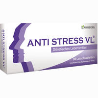 Anti Stress Vl  Lutschtabletten 30 Stück