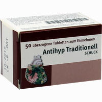 Antihyp Traditionell Schuck  Tabletten 50 Stück