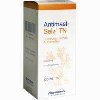 Abbildung von Antimast- Selz Tn Tropfen 100 ml