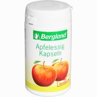 Apfelessig Kapseln Bergland   60 Stück