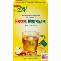 Apoday Heisser Winterapfel Vitamin C  Pulver 10X10 g