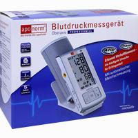 Aponorm Blutdruckmessgeraet Professionell Oberarm 1 Stück