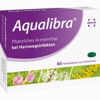 Aqualibra  Filmtabletten 60 Stück