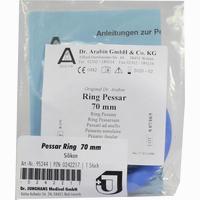 Arabin Pessar Ring 70mm Silikon 1 Stück