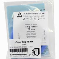 Arabin Pessar Ring 75mm Silikon 1 Stück