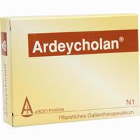 Abbildung von Ardeycholan Hartkapseln  20 Stück