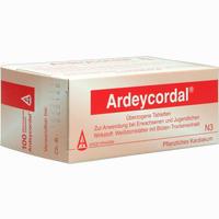 Abbildung von Ardeycordal Tabletten 100 Stück