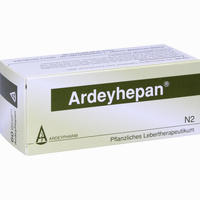 Ardeyhepan  Dragees 60 Stück