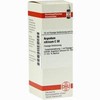 Argentum Nitricium C30  Dilution 20 ml