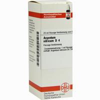 Argentum Nitricium D4  Dilution 20 ml