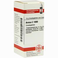 Arnica C1000  Globuli 10 g