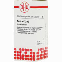 Arnica C200  Globuli 10 g