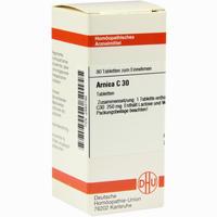 Arnica C30  Tabletten 80 ST