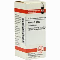 Arnica D1000  Globuli 10 g