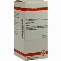 Arnica D12  Tabletten 200 Stück