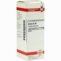 Arnica D30  Dilution Dhu-arzneimittel 20 ML