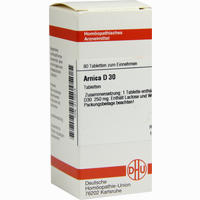 Arnica D30  Tabletten 80 Stück
