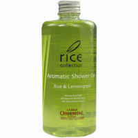 Aromatic Shower Gel Rice & Lemongrass  Duschgel 300 ml
