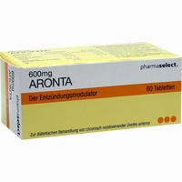 Abbildung von Aronta 600mg Tabletten 60 Stück