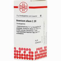 Arsenicum Album C200  Globuli 10 G