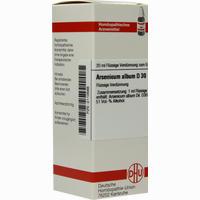 Arsenicum Album D30  Dilution 20 ML
