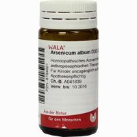 Arsenicum Album D30  Globuli 20 G