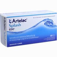 Abbildung von Artelac Splash Edo Augentropfen 60 x 0.5 ml