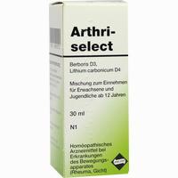 Abbildung von Arthriselect Tropfen  30 ml