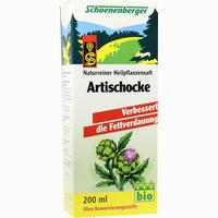 Artischocke Heilpflanzensaft   200 ml