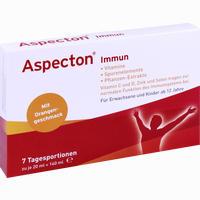 Abbildung von Aspecton Immun Trinkampullen 7 Stück