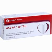 Ass Al 100 Tah  Tabletten 50 Stück