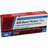 Abbildung von Ass Dexcel Protect 75mg Tabletten 20 Stück