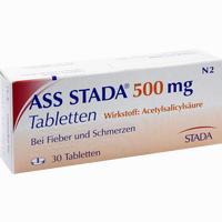 Ass Stada 500  Tabletten 30 ST