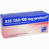 Abbildung von Ass Tad 100mg Protect 50 Stück