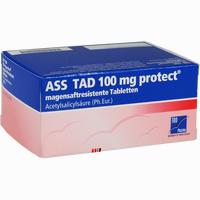 Abbildung von Ass Tad 100mg Protect 100 Stück
