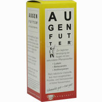 Abbildung von Augenfutter Liquid  100 ml