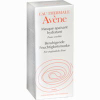 Avene Beruhigende Feuchtigkeitsmaske Neu  Creme 50 ml