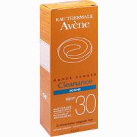 Abbildung von Avene Cleanance Sonne Spf 30 Emulsion 50 ml