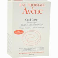 Avene Cold Cream Rückfettendes Waschstück 100 g