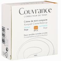 Abbildung von Avene Couvrance Kompakt Creme- Make- Up Mattierend Beige 2. 5 10 g