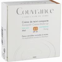 Abbildung von Avene Couvrance Kompakt Creme- Make- Up Mattierend Honig 4  10 g