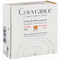 Abbildung von Avene Couvrance Kompakt Creme- Make- Up reichhaltig Beige 2. 5 10 g