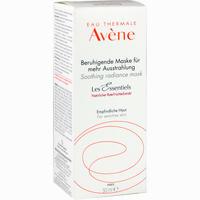 Abbildung von Avene Les Essentiels Beruhigende Maske 50 ml