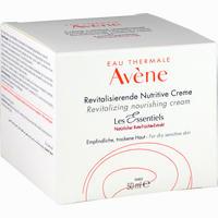 Abbildung von Avene Les Essentiels Revitalisierende Nutritive Creme  Pierre fabre dermo kosmetik 50 ml