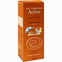 Avene Sunsitive Kinder Sonnenmilch Spf 50+  100 ml