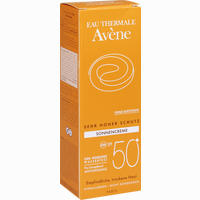 Avene Sunsitive Sonnencreme Ohne Duftstoffe Spf 50+  50 ml