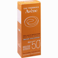 Avene Sunsitive Sonnencreme Spf 50+ Getönt  50 ml
