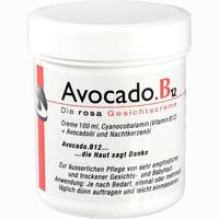 Abbildung von Avocado.b12 Gesichtscreme  100 ml