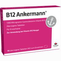 B12 Ankermann  Dragees 50 Stück